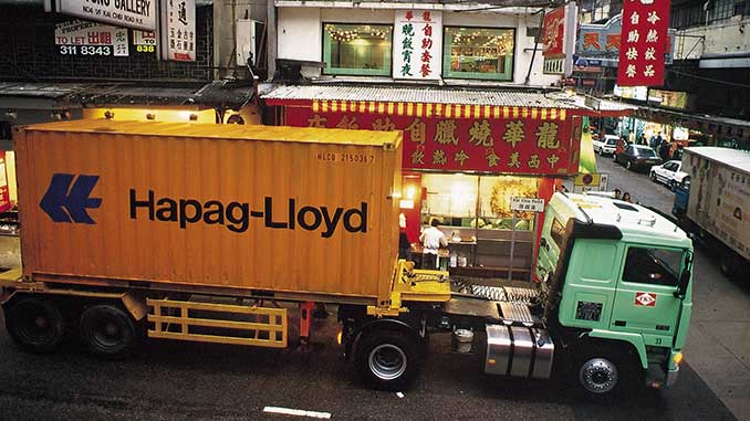 Hong Kong logistics