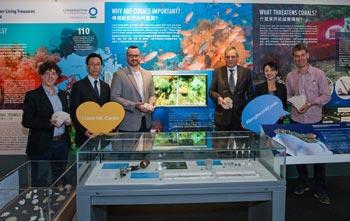HKMM Coral Exhibition