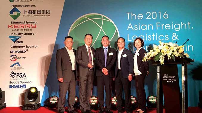 Kerry Logisitics Asian Awards