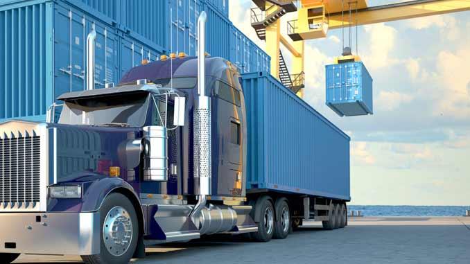 Truck scales logistics