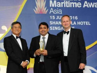 Pacific Basin award