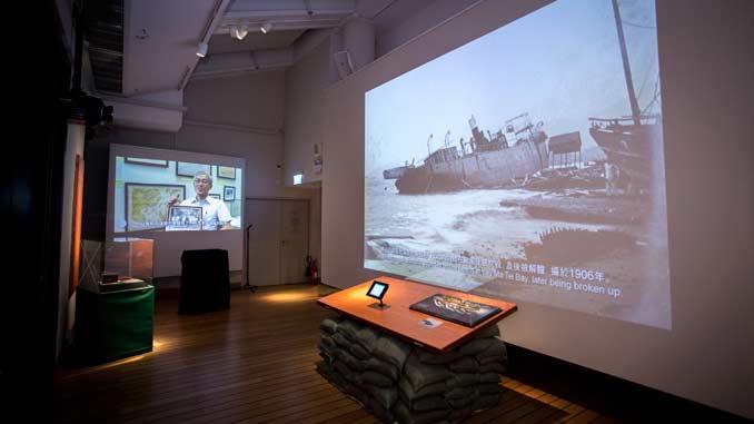 Storm exhibition