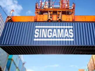 Singamas container