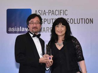 Ince & Co, Asialaw Awards