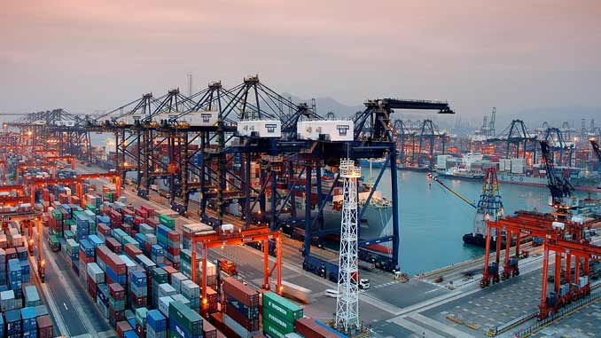 Hong Kong Port Reclaims Fifth Busiest Port Place In 2017 Hong Kong