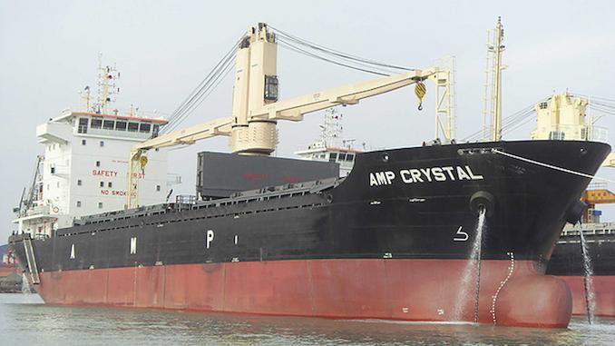 Two Hong Kong-based bulk operators merge - Hong Kong